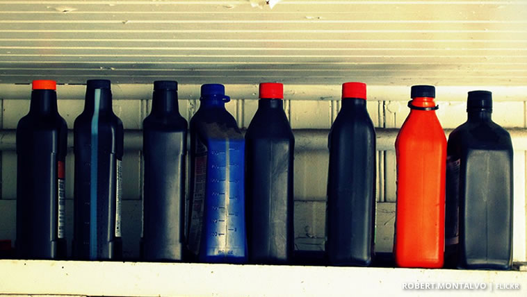 How to Dispose of Automotive Fluids the Right Way