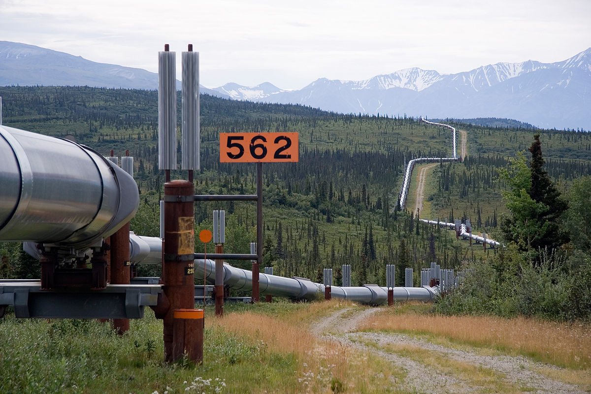 May 31, 1977: Trans-Alaska Pipeline Complete