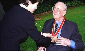May 26, 2000: Sci-Fi Author Arthur C. Clarke Knighted