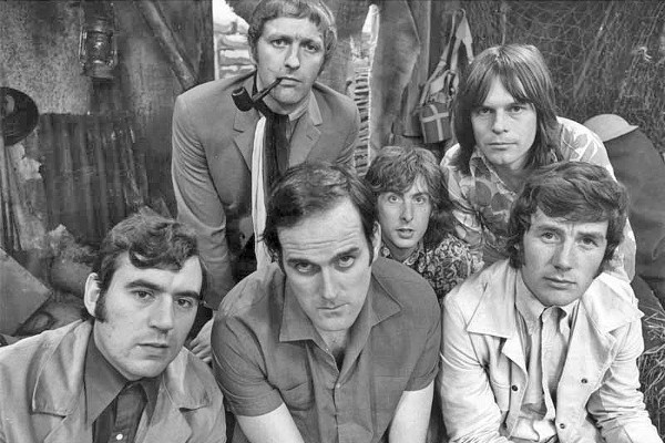 May 11, 1969: Monty Python Forms