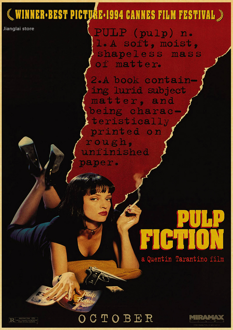 May 12, 1994: Pulp Fiction Premiere