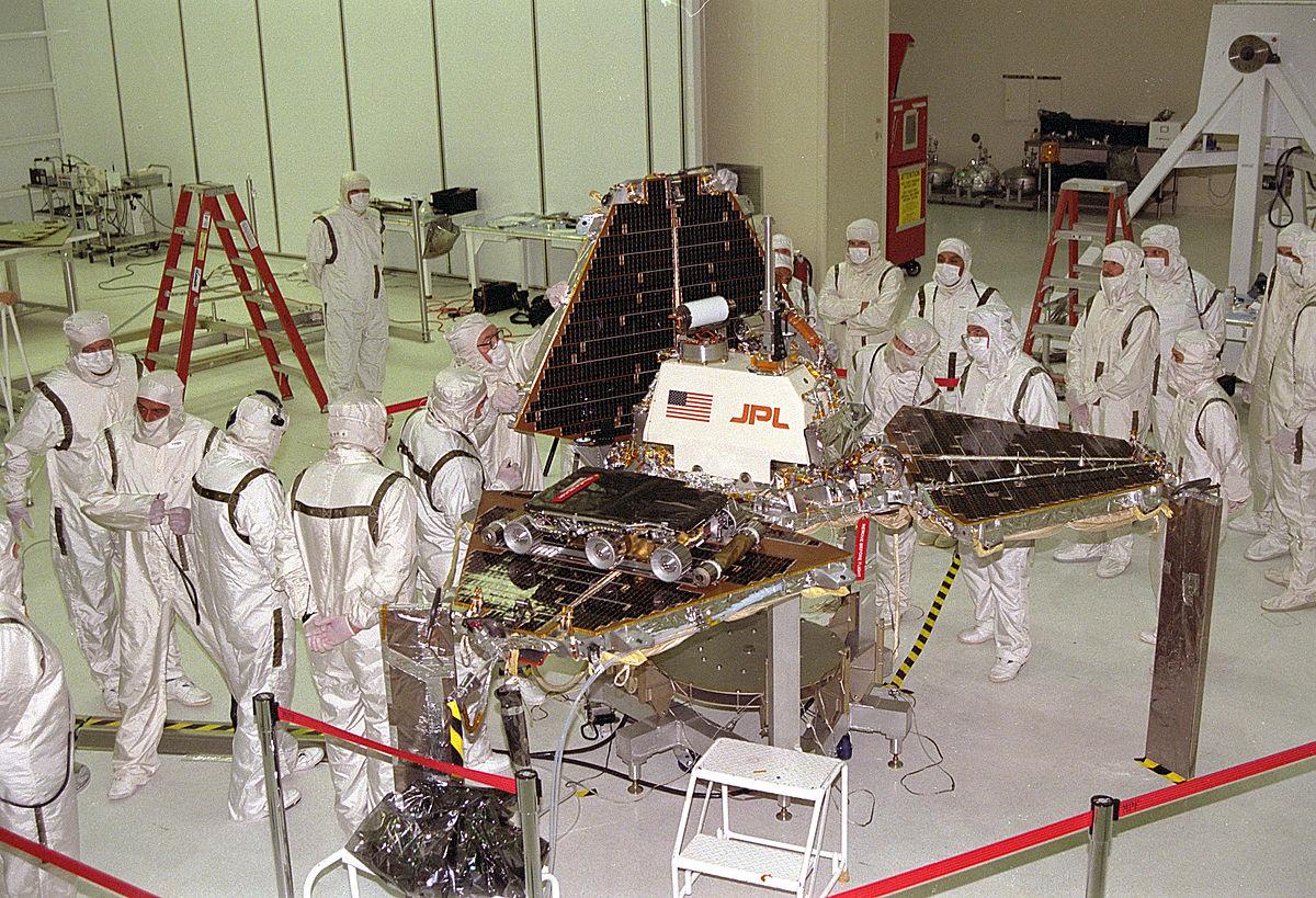 July 4, 1997: Pathfinder Lands On Mars