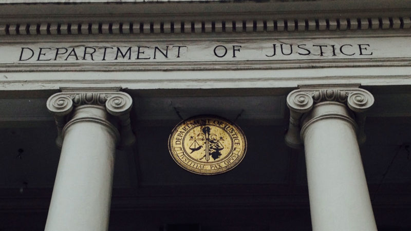 June 22, 1870: The Department of Justice Is Signed Into Law