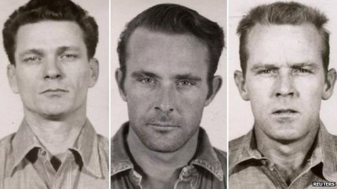 June 11, 1962: Three Men Escape Alcatraz