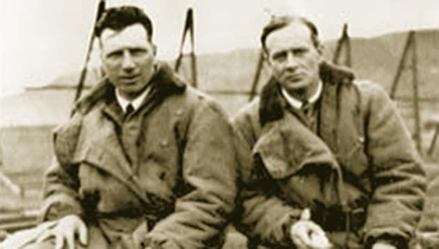 June 14, 1919: First Non-Stop Transatlantic Flight