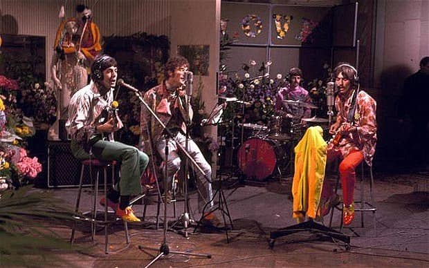June 25, 1967: Beatles Close Out Historic Our World TV Special