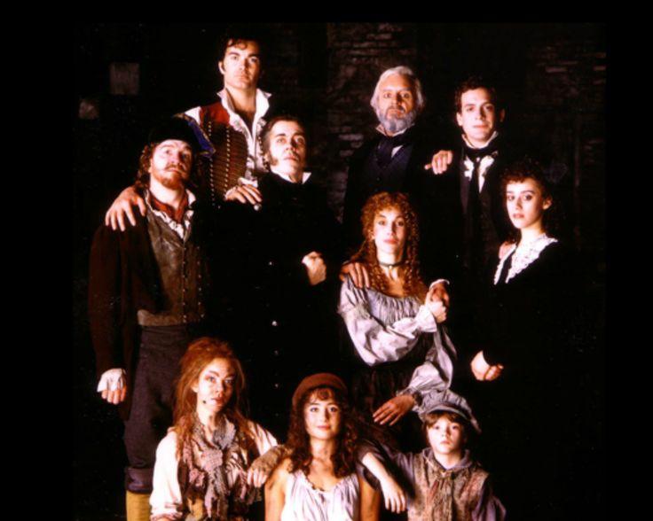 June 7, 1987: Les Miserables Sweeps Tony Awards