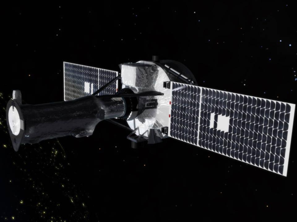 June 27, 2013: NASA's Explorer 94 Launched