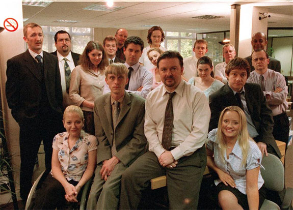 July 9, 2001: Ricky Gervais' The Office Premieres