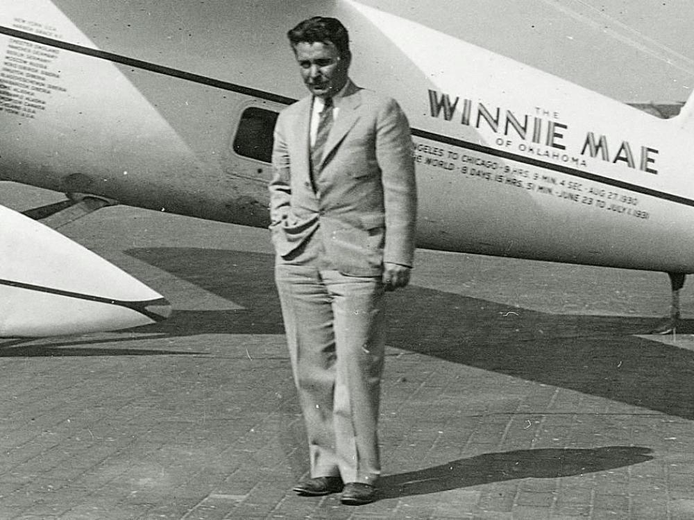 July 22, 1933: First Solo Flight Around The World