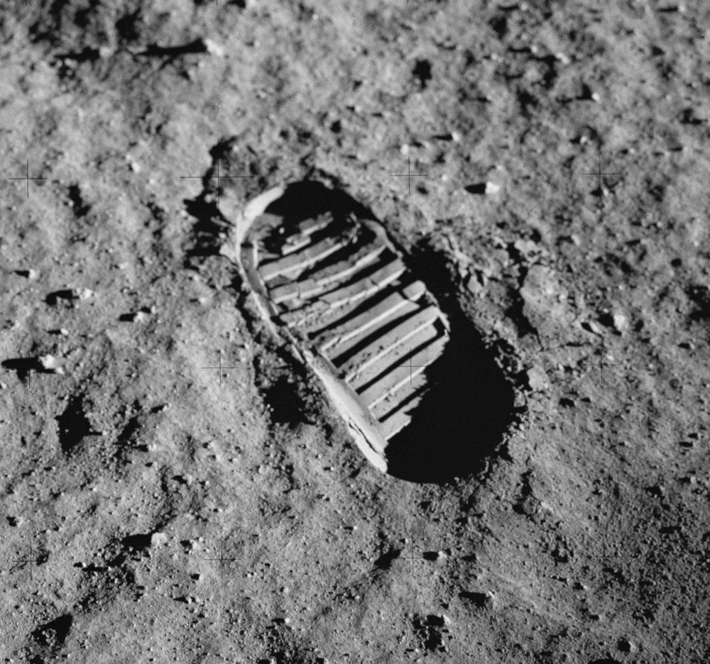 July 21, 1969: That's One Small Step For A Man…