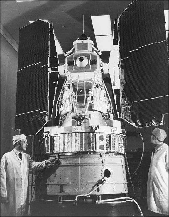 July 23, 1972: First Earth-Focused Satellite Launched