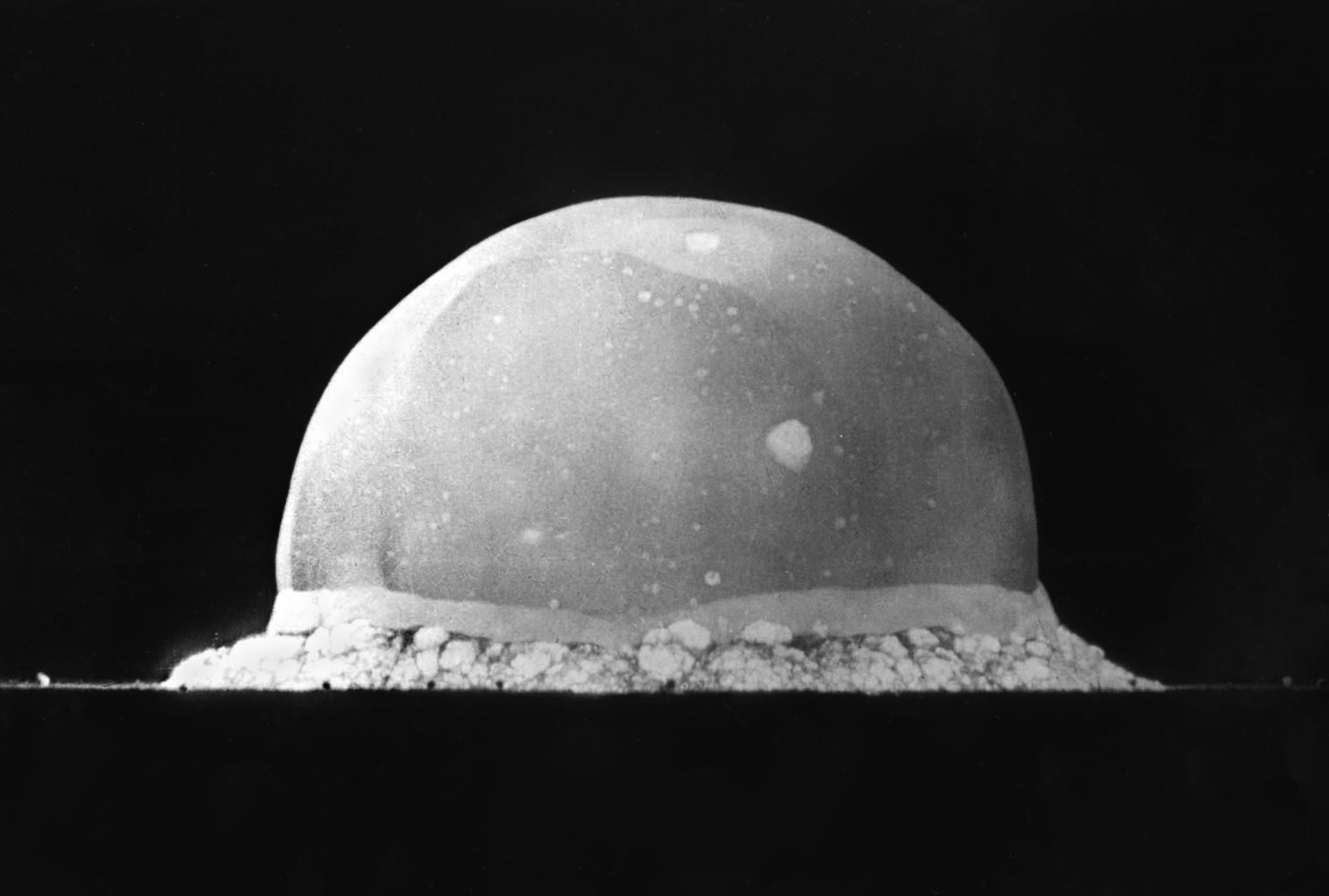 July 16, 1945: The Manhattan Project Detonates First Nuclear Weapon