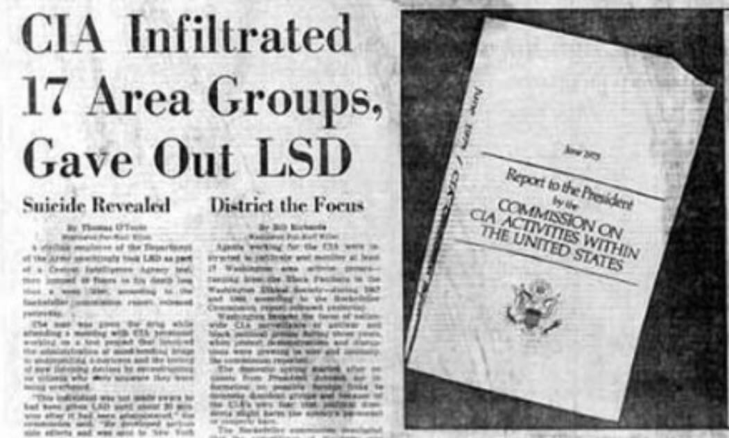 July 20, 1977: CIA Admits to MKUltra Experiments