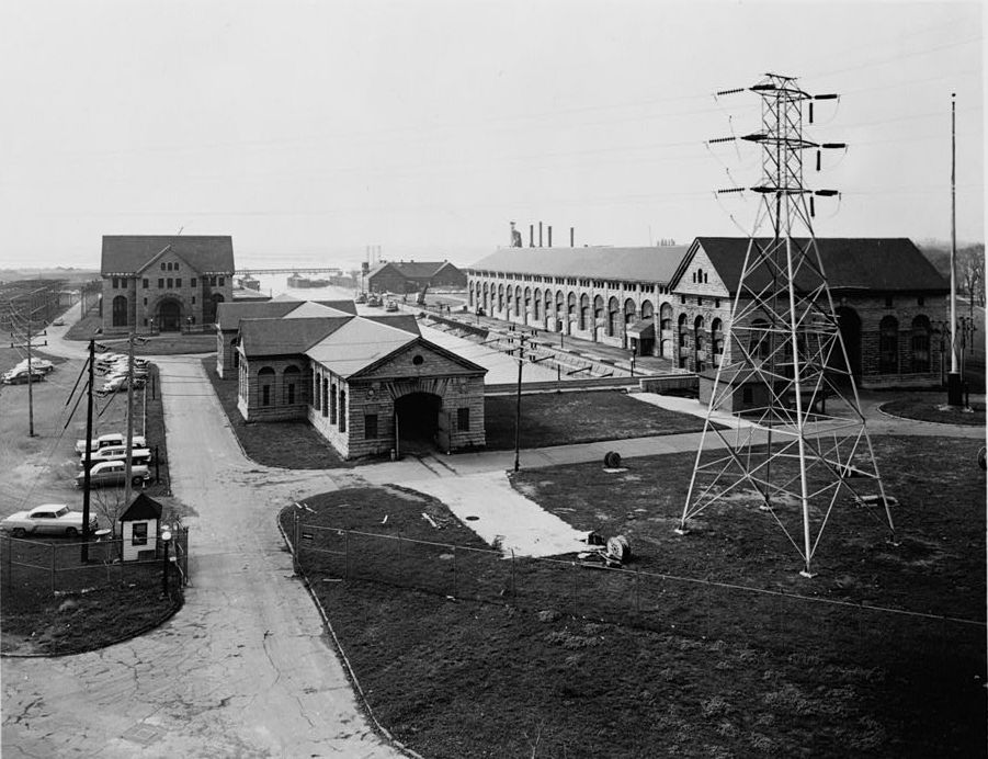 August 26, 1895: Niagara Falls Produces Alternating Current
