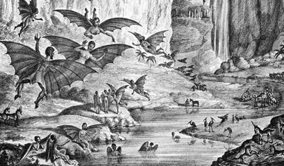 "August 25, 1835: ""Great Moon Hoax"" Begins"