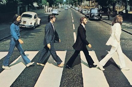 August 8, 1969: Abbey Road Cover Is Shot