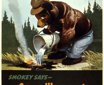 smokeysays