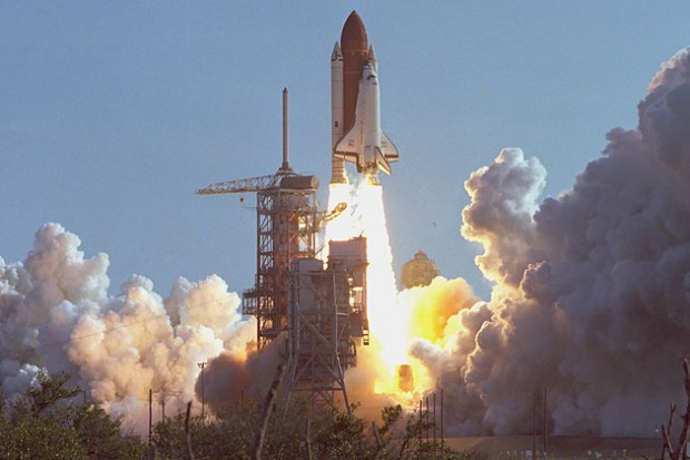 August 30, 1984: Space Shuttle Discovery's Maiden Voyage