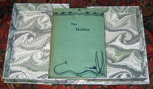 September 21, 1937: J. R. R. Tolkien's The Hobbit Is First Published