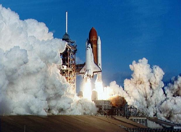 October 10, 1990: Space Shuttle Discovery Completes 11th Mission