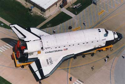 October 3, 1985: Space Shuttle Atlantis Launches