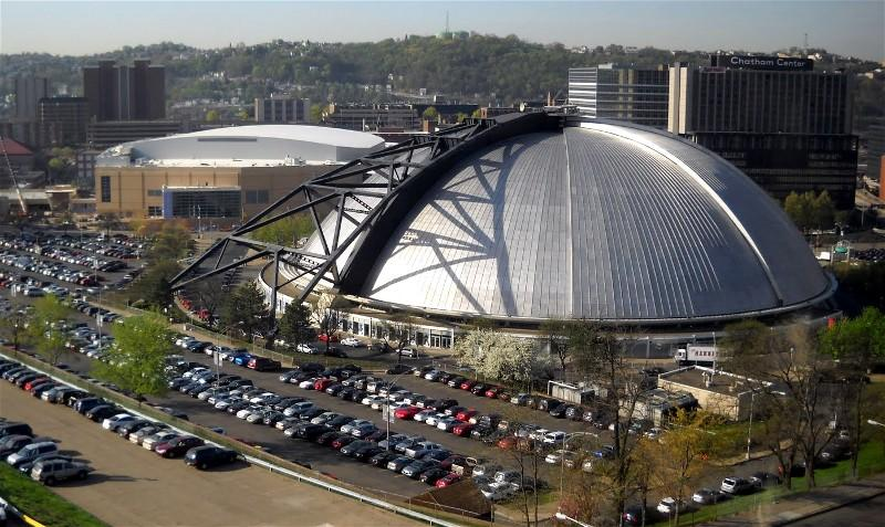 September 17, 1961: Pittsburgh's Civic Arena Opens
