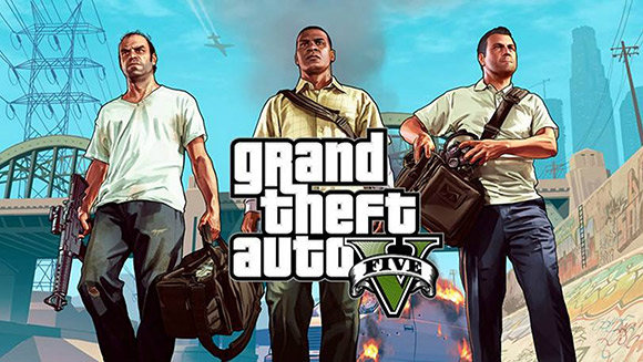 September 20, 2013: Grand Theft Auto V Becomes Fastest-Selling Entertainment Product Ever