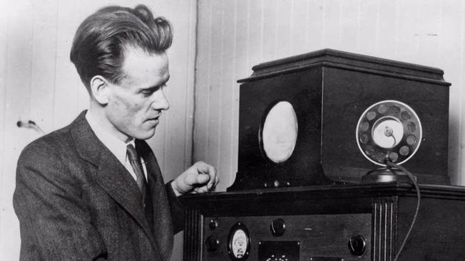 September 7, 1927: First Fully Electric Television Demonstrated