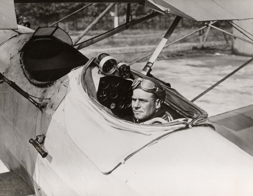 September 24, 1929: Jimmy Doolittle Completes First Blind Flight