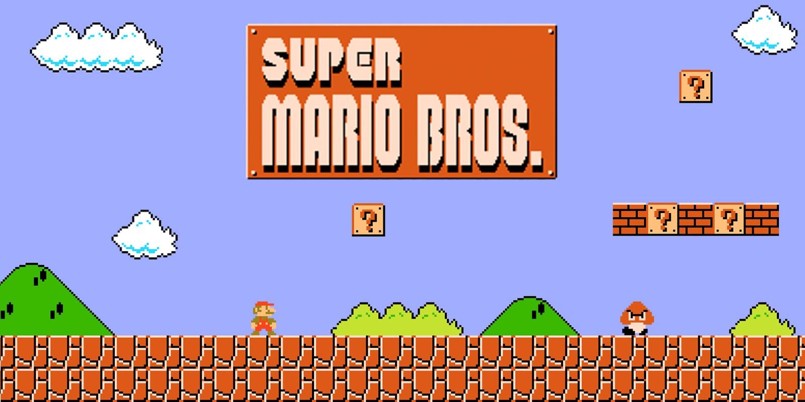 September 13, 1985: Super Mario Bros. Comes To The Famicom