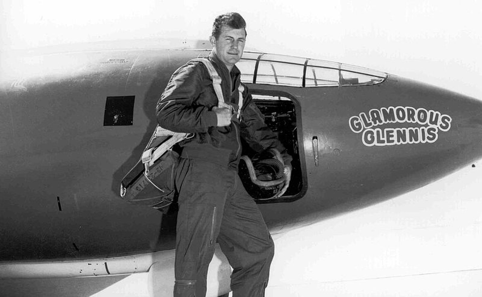 October 14, 1947: Yeager Breaks The Sound Barrier