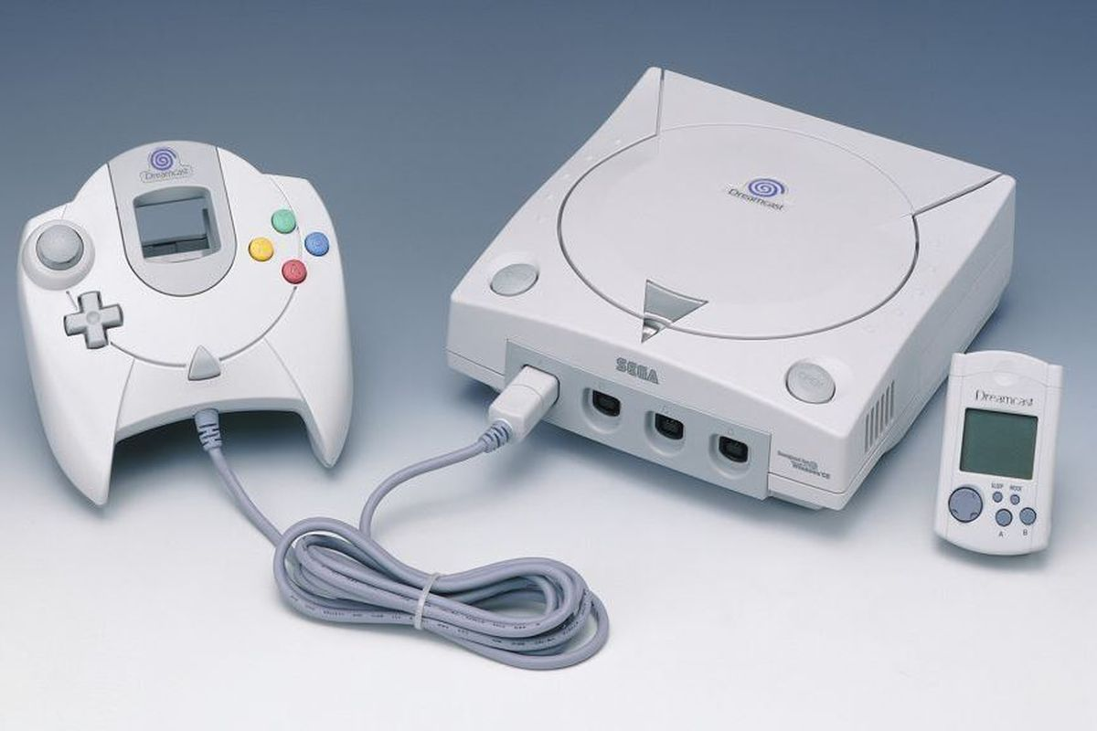 September 9, 1999: Sega Dreamcast Released