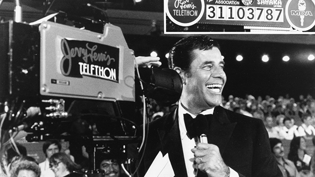 September 5, 1966: First Annual Jerry Lewis MDA Labor Day Telethon Airs