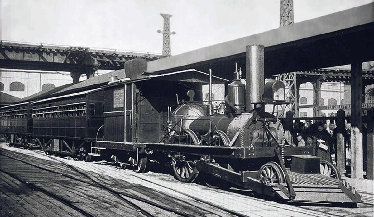 September 15, 1981: John Bull Becomes Oldest Operable Steam Locomotive