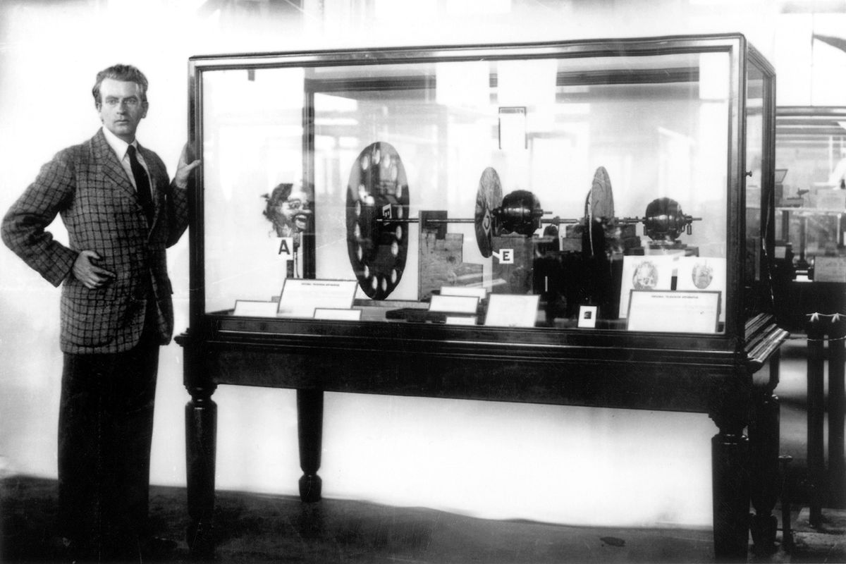 October 2, 1925: First Test of Working Television System
