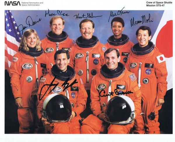 September 12, 1992: NASA's Endeavor Embarks on Mission STS-47