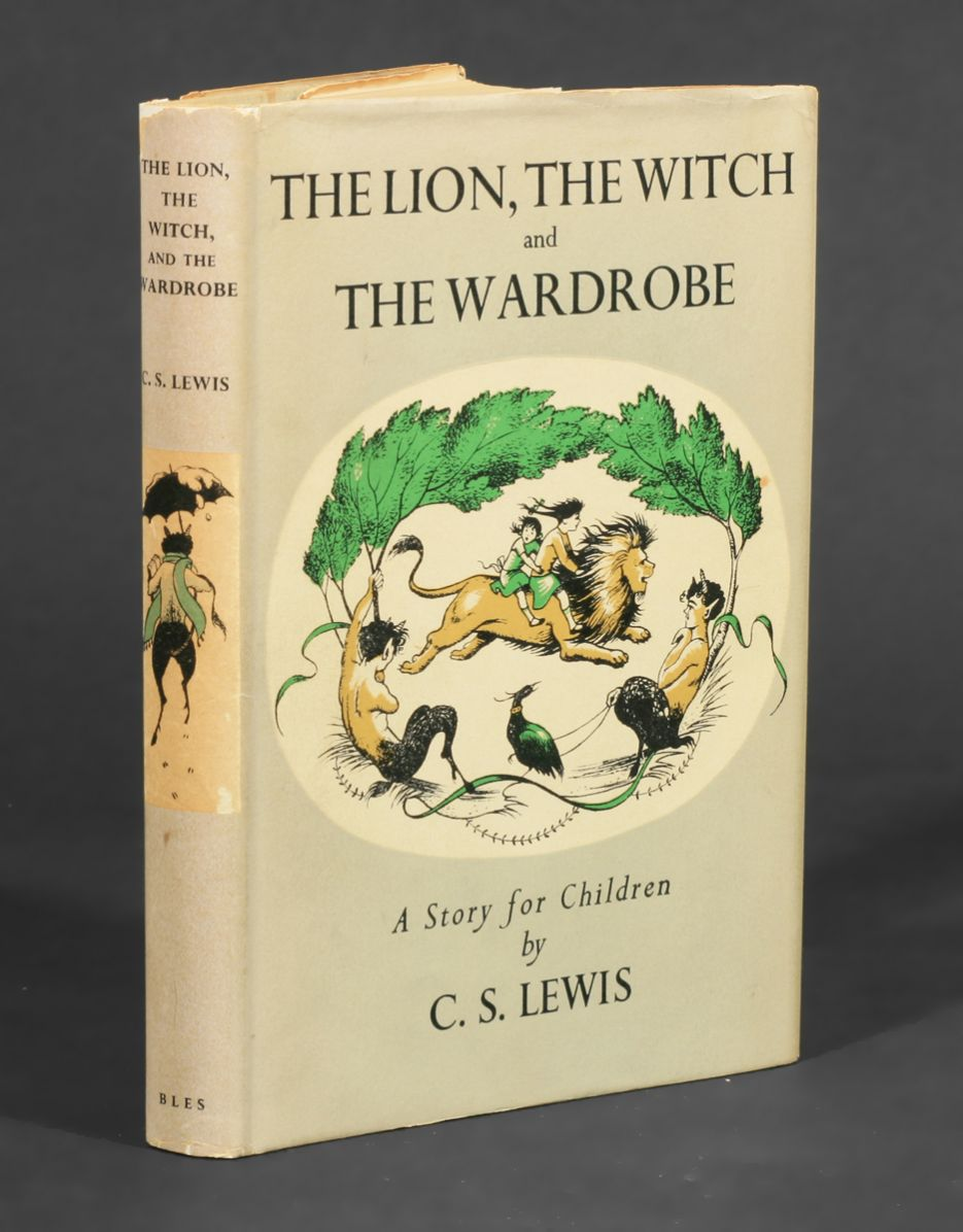 October 16, 1950: The Chronicles of Narnia Begin