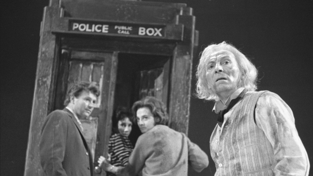 November 23, 1963: Doctor… Who?