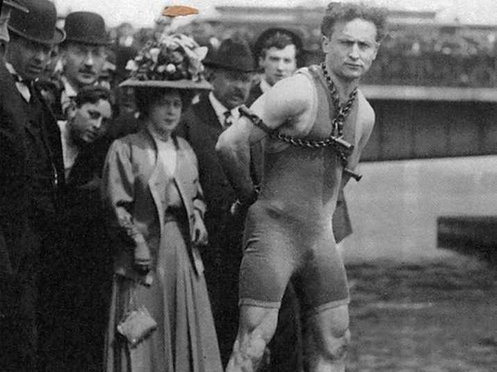 October 24, 1926: Houdini's Final Show