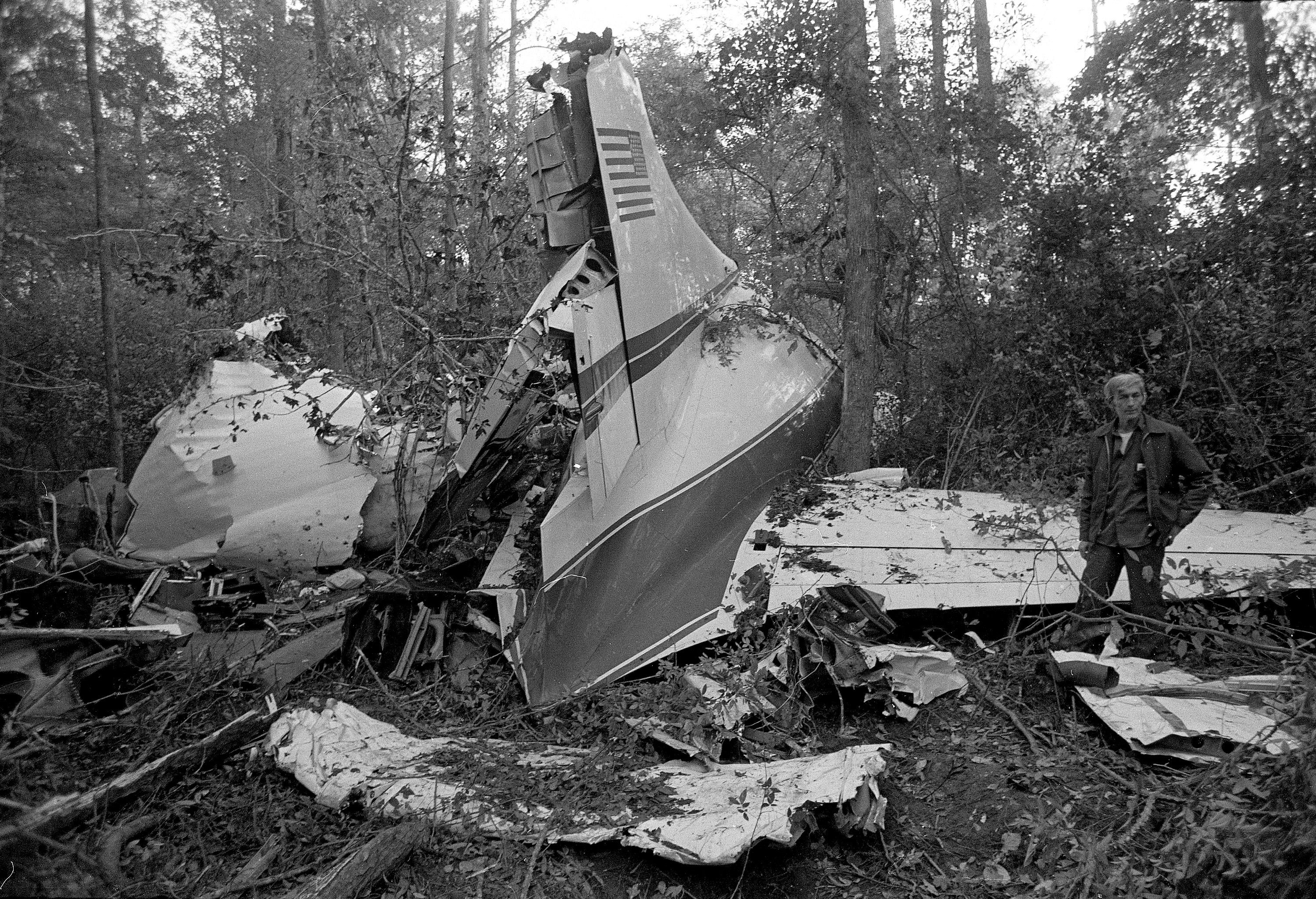 October 20, 1977: Skynyrd Singer And Guitarist Killed In Plane Crash