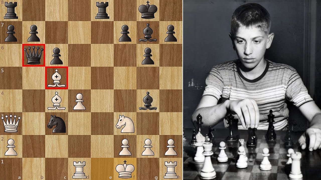 October 17, 1956: The (Chess) Game of the Century