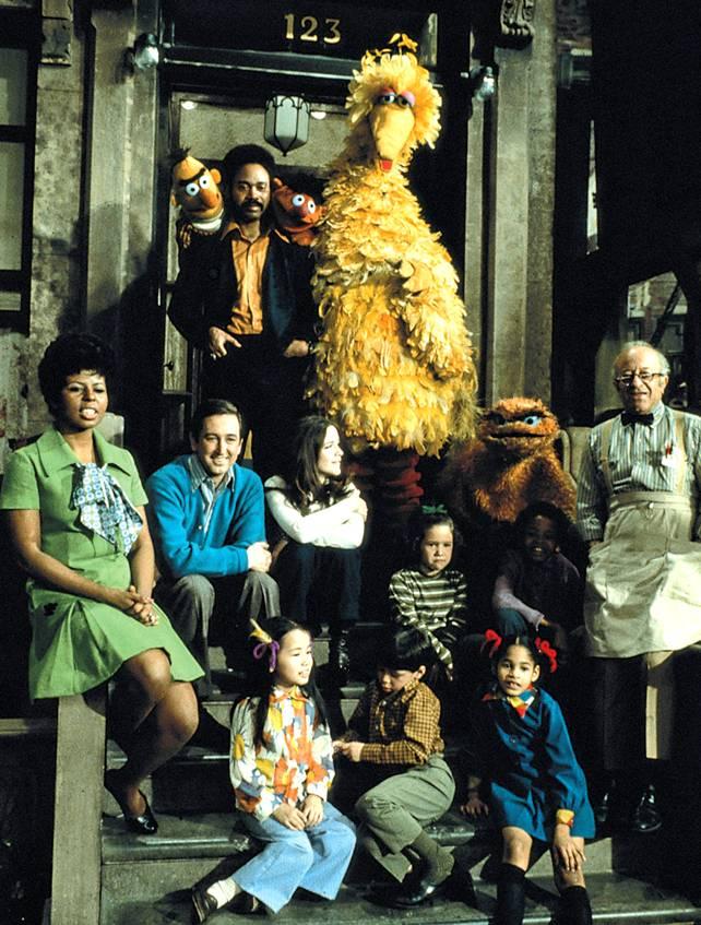 November 10, 1969: Sesame Street Premieres