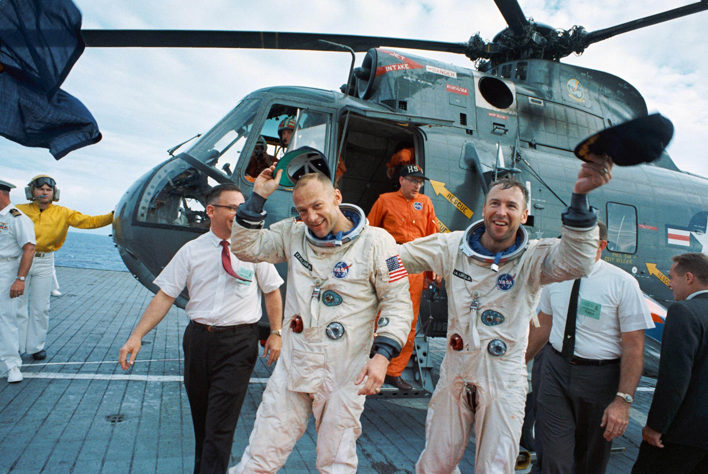 November 15, 1966: Gemini 12 Safely Lands, Concluding Project Gemini