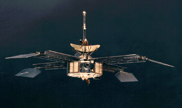 November 28, 1964: Mariner 4 Is Launched