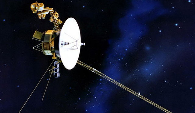 November 12, 1980: Voyager 1 Makes Closest Approach to Saturn
