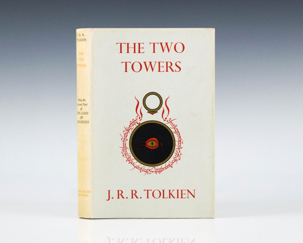 """November 11, 1954: Tolkien's """"Two Towers"""" is Published"""
