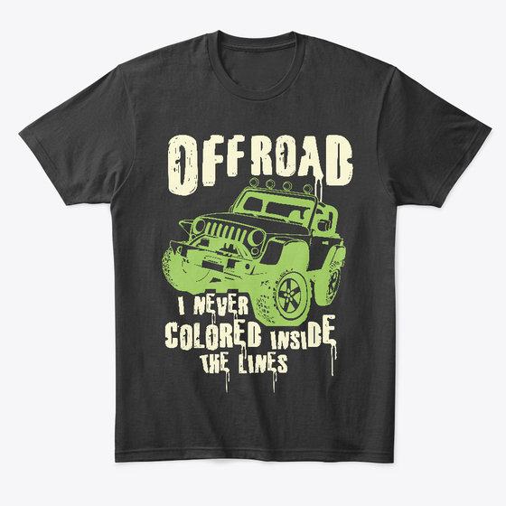 Offroading T-Shirt | Offroading Tee