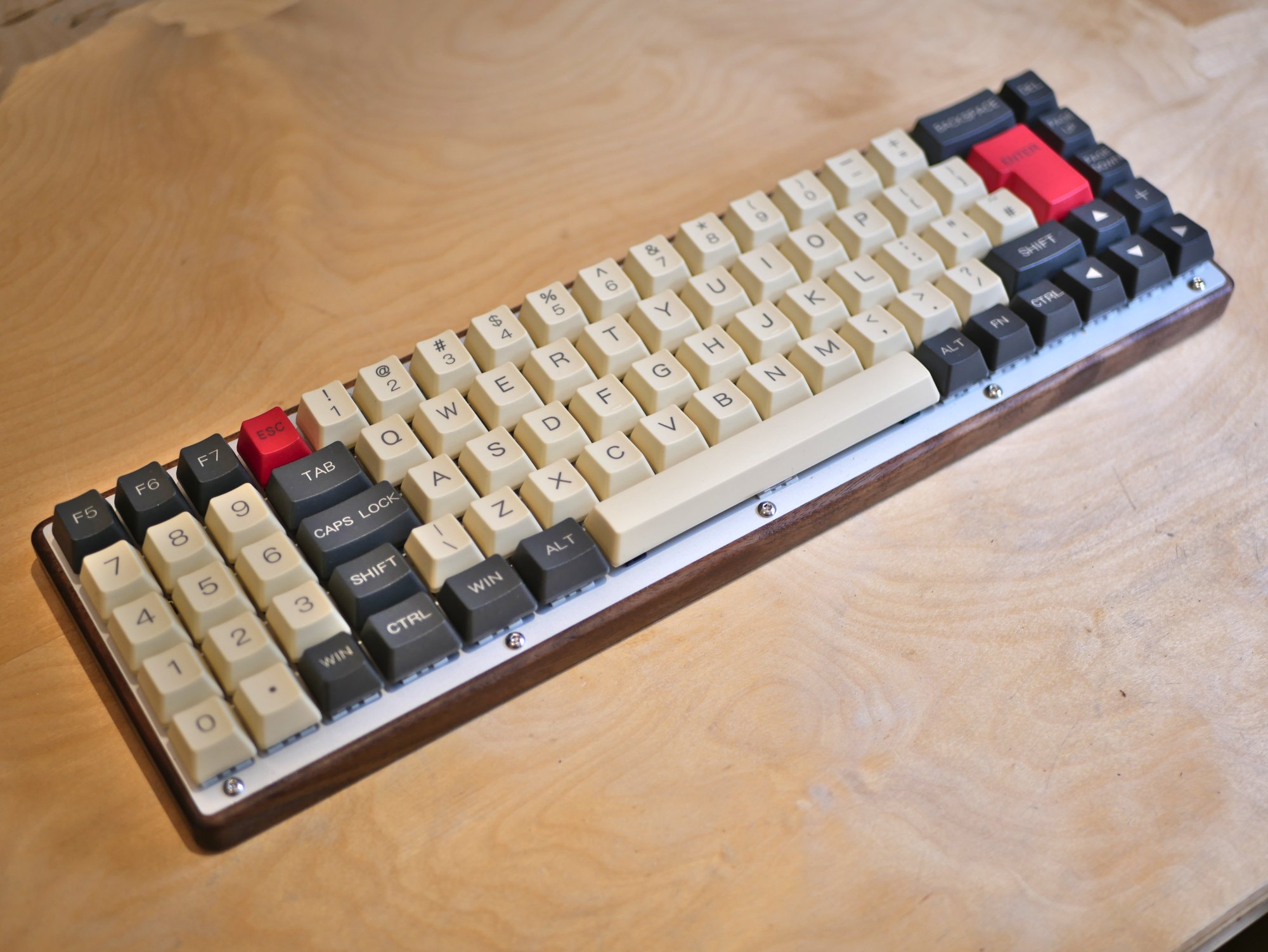 Custom Modified Computer Keyboard